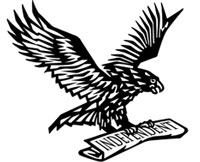 The Independent Eagle logo
